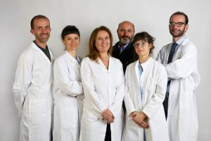 Il Gruppo di Symcro - Centro Ricerche Arti Superiori coordinato dal dottor Giuseppe Checcucci